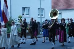 Erntedankfest 2017 mit Musikverein