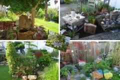 Gartenbilder Familie Beck