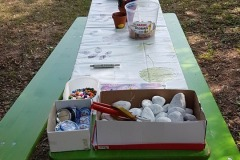 Kinderanimations-Tisch