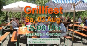 OGV-Grillfest 2019 @ Platz am Laurenci Center