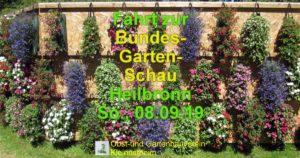 Fahrt zur Bundesgartenschau nach Heilbronn @ BuGa Heilbronn