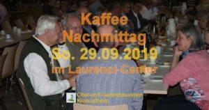Kaffee-Nachmittag @ Laurenci Center